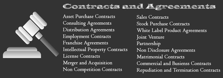 Contract Law Juris Logium